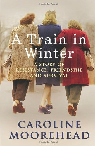 A Train in Winter-Book cover