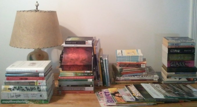 Readathon Stacks