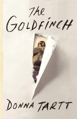 Goldfinch Donna Tartt