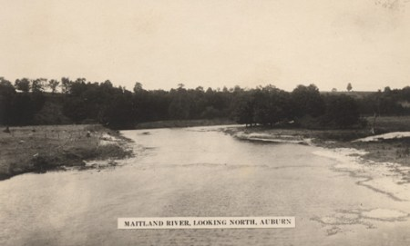 Maitland River North Auburn