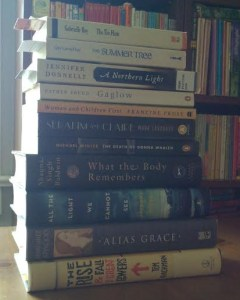 August Stacks