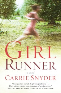 Carrie Snyder Girl Runner
