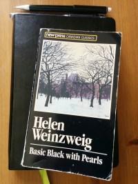 Weinzweig Basic Black with Pearls