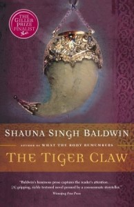 Baldwin Tiger Claw