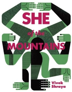 Shraya She of the Mountains