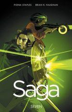 Staples Saga Seven