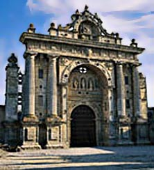 Cartuja Monastery, Cadiz, Spain