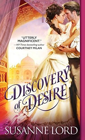 ARC Review: Discovery of Desire by Susanne Lord