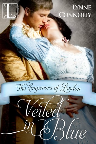 ARC Review: Veiled in Blue by Lynne Connolly