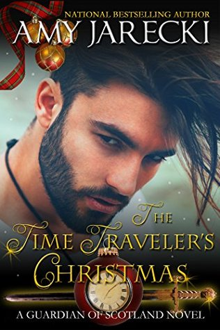 ARC Review: The Time Traveler's Christmas by Amy Jarecki