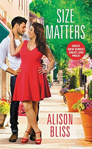 ARC Review: Size Matters by Alison Bliss