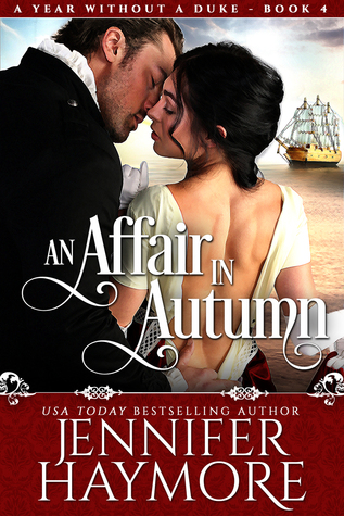 ARC Review: An Affair in Autumn by Jennifer Haymore