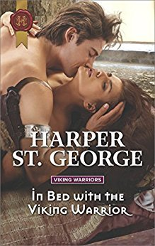 ARC Review: In Bed with the Viking Warrior by Harper St. George