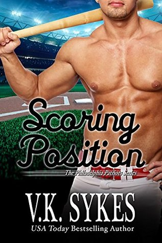 ARC Review: Scoring Position by V K Sykes