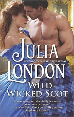 ARC Review: Wild Wicked Scot by Julia London