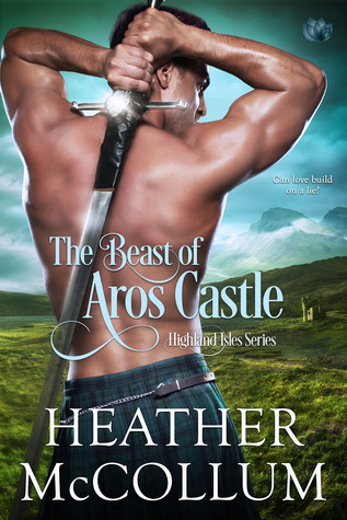 Blog Tour: The Beast of Aros Castle by Heather McCollum (Excerpt & Giveaway)