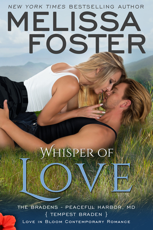 Blog Tour: Whisper of Love by Melissa Foster (Excerpt & Giveaway)