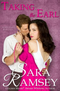 Author Visit: Taking the Earl by Sara Ramsay (Excerpt & Giveaway)