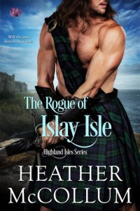 BLog Tour: The Rogue of Islay Isle by Heather McCollum (Playlist, Excerpt, Review & Giveaway)