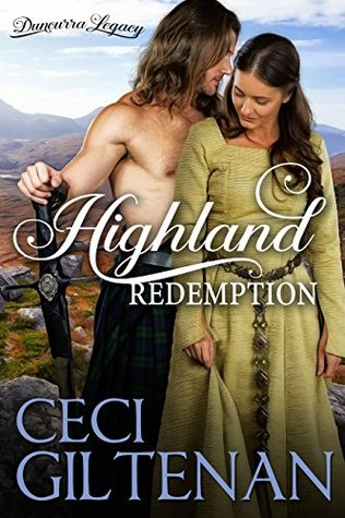 Author Visit: Highland Redemption by Ceci Giltenan (Excerpt & Giveaway)