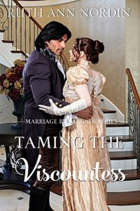 Author Visit: Taming the Viscount by Ruth Ann Nordin (Excerpt & Giveaway)