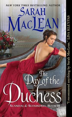 Blog Tour: The Day of the Duchess by Sarah Maclean (Excerpt & Giveaway)