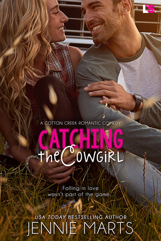 Blog Tour: Catching the Cowgirl by Jennie Marts (Excerpt & Giveaway)