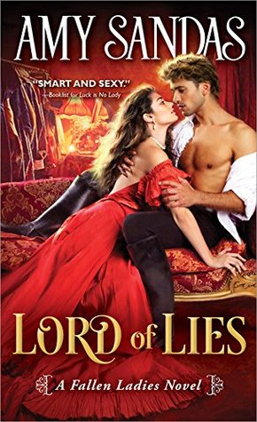 Blog Tour: Lord of Lies by Amy Sandas (Excerpt, Review & Giveaway)
