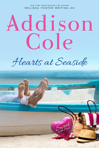 Blog Tour: Hearts at Seaside by Addison Cole (Excerpt & Giveaway)