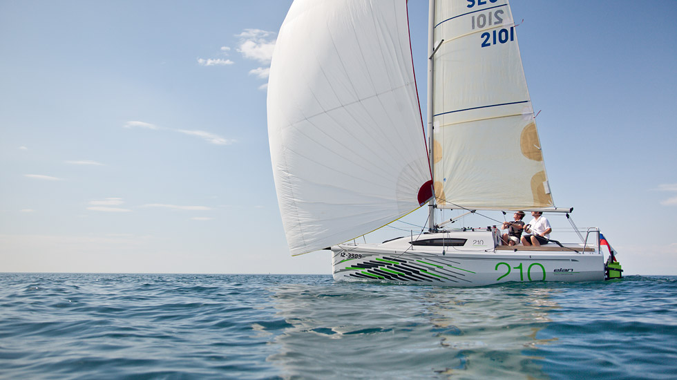 Burin Yachting Club Yacht Charter Boat Sales Elan