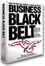 black belt business management amazon