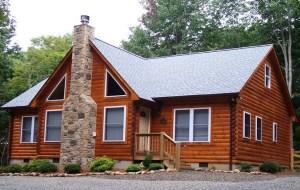 Mountain Man Cabin