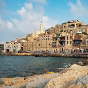 A postcard from Yafo