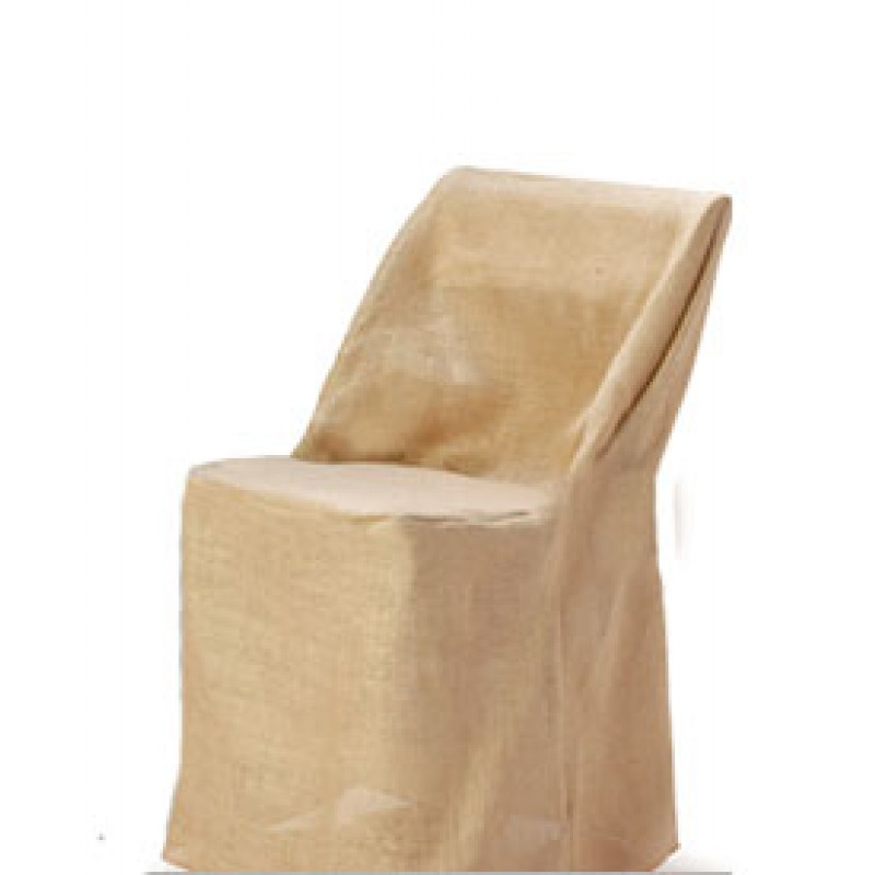 burlap chair covers for folding chairs gray wicker banquets and weddings cover banquet