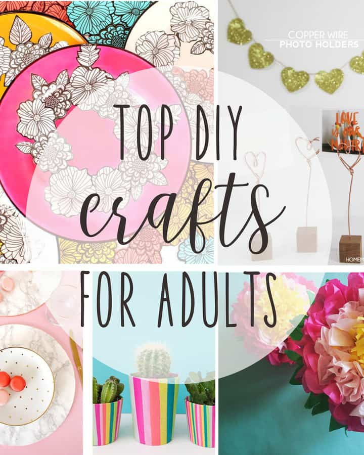 Crafts For Adults Diy Craft Ideas For Adults