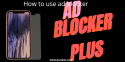 How to use ad blocker in mobile phone? in hindi