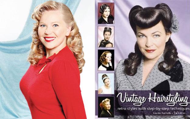 Burlesque Pin Up Hairstyles Von Wasserwelle Bis Lockenpracht