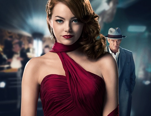 Ryan Gosling Hey Girl Wallpaper Just Because Emma Stone Gangster Squad