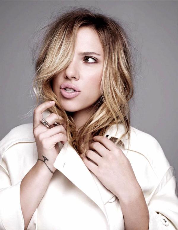 Scarlett Johansson Quotes - Burlexe