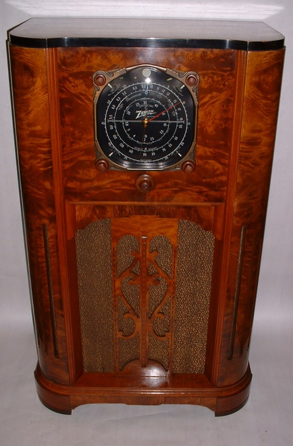 Antique Radio Forums View Topic - Wtb Cabinet Zenith