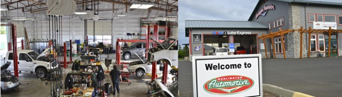 Burlington Washington Automotive Repair, Service and Maintenance