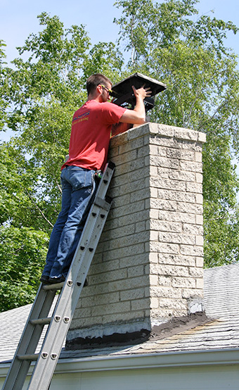 Chimney Inspections  Chimney Sweep Services  Chimney Sweep WI