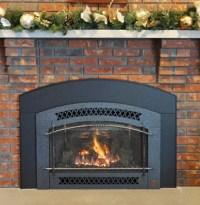 Gas Burning Fireplace Inserts | Gas Fireplace Insert ...