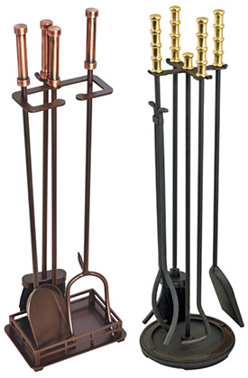 Hearth Accessories  Fireplace Accessories  Tool Sets  Fireplace Screens