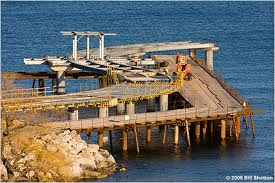 Not much work done recently – and we won't see any work done until the fall – and even then there won't be people on the Pier with hammers and drills.  Expect them on site in the Spring of 2012 – if the taxpayers haven't run Council out of town.