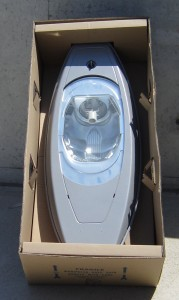 The light fixtures were found – but three are missing.  Is there a buyer out there that can make the city an offer so that the city can go out and buy the 12 they need.  The nine in hand are a model that is no longer manufactured.