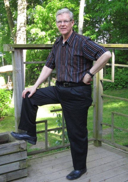 James Henry, PhD Professor Emeritus, McMaster University