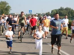 Terry Fox runners
