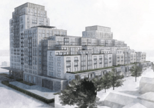 Amica development rendering