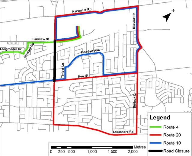 Appleby bus route changes